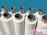 Galvanized pipe insulation